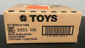2021 Hot Wheels Factory Sealed Kroger Exclusive N Case. Possible Super TH.