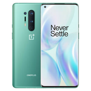 OnePlus 8 Pro 5G Smartphone Android 10 Snapdragon 865 Octa Core Touch ID GPS NFC