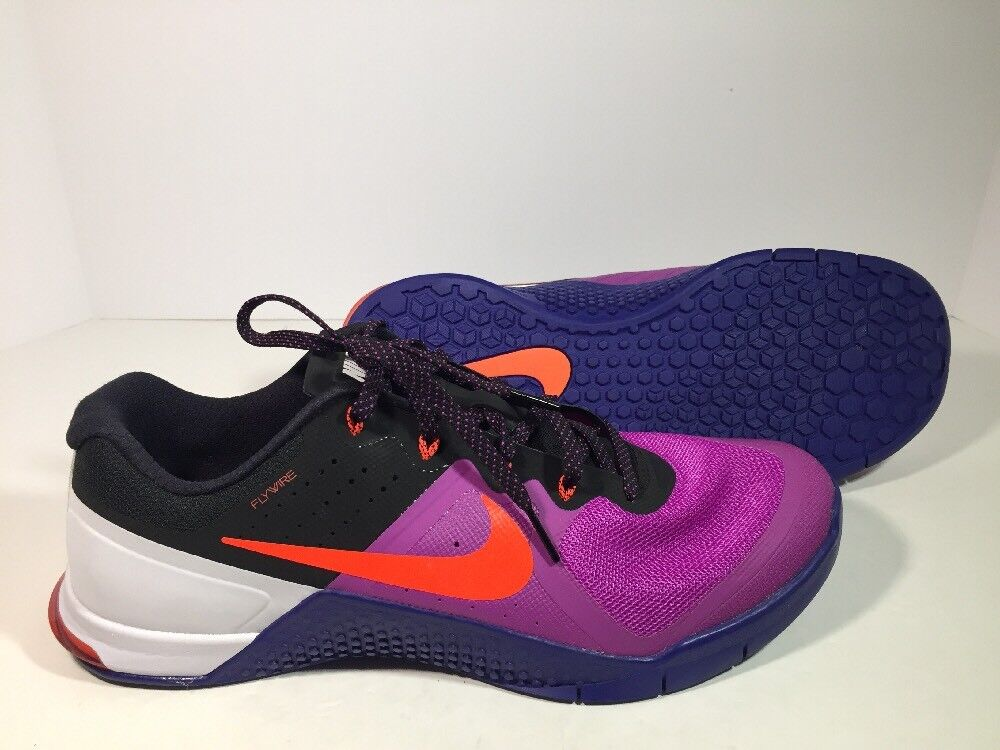 Nike Metcon 2 Men's Training shoes, 819899 560 Size 11.5 Sweet Kicks Free Ship