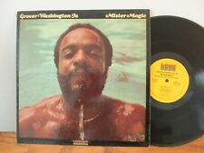 Grover Washington Jr Mister Magic For Sale Online Ebay