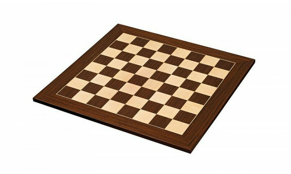 Professional Tournament Wooden chess board Mainz 55 mm - 2,17