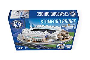 Stamford-Bridge-COSTRUIRE-IL-PROPRIO-Chelsea-STADIO-3D-Modello-Puzzle-puzzle