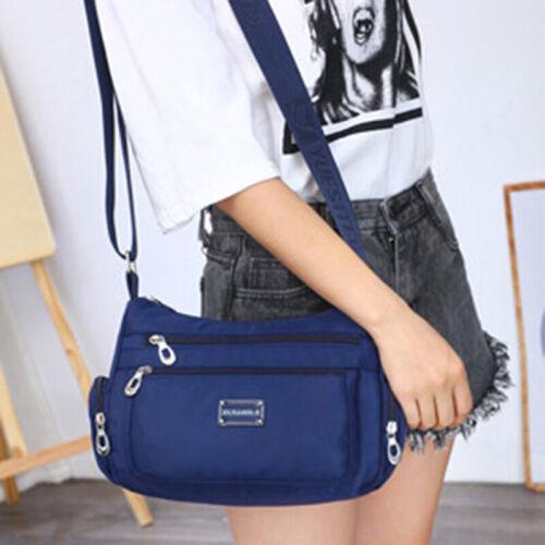 Cross Body Messenger Bag Women Shoulder Over Bags Satchel Bag Handbag KI