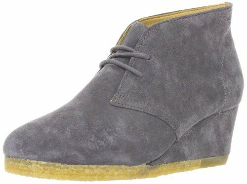 Clarks Stiefel Originals  X DESERT YARRA  GREY Suede Stiefel Clarks  UK 7,7.5,8 D a926a7