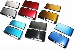 Nintendo-NEW-2DS-XL-2DSXL-Aluminium-Metal-Case-Cover-Shell-Housing-UK-Seller