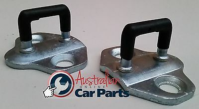 DOOR LOCK STRIKER (SET OF 2)COMMODORE HOLDEN VR VS VU VX VT VY VZ GENUINE NEW
