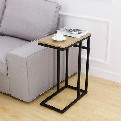 Mobile Sofa Side End Coffee C Table Laptop Stand Rolling Castors Storage 64cm Uk Ebay