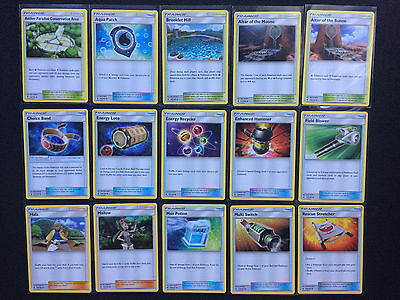 4x Altar of the Moone 117//145 NM//M Uncommon Playset SM Guardians Rising