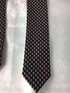 vintage *Polyester* Krawatte* Schlips * tie* Binder * schmal