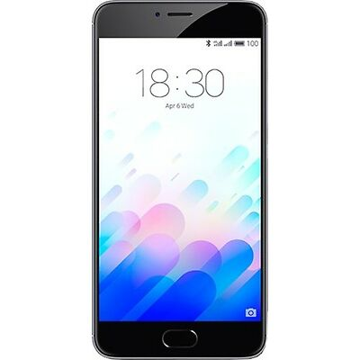 Meizu M3 Note 16GB Gris SMARTPHONE LIBRE