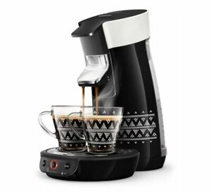 PHILIPS Senseo Viva Café  Machine à café à Dosettes HD6569/64 Reconditionné