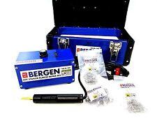 Hot Stapler Plastic Repair Kit Thermo Welder Bumper Fender Body Dash Bergen 5424