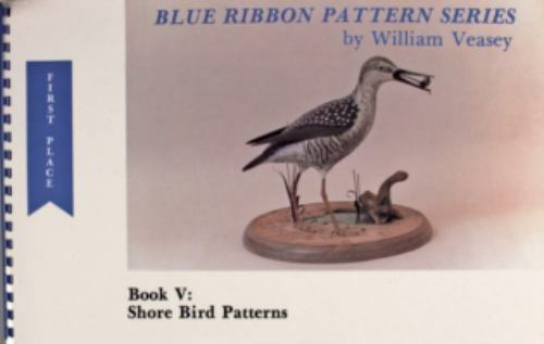 Shore Bird Patterns, Paperback by Veasey, William, Like New Used, Free shippi...