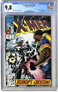 S023-UNCANNY-X-MEN-283-by-Marvel-CGC-9-8-NM-MT-1991-1st-FULL-App-of-BISHOP