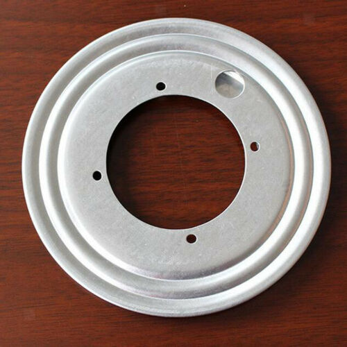 """5.5 /"""" Round Metal Lazy Susan Bearing Rotating Swivel Turntable Plate Table"""