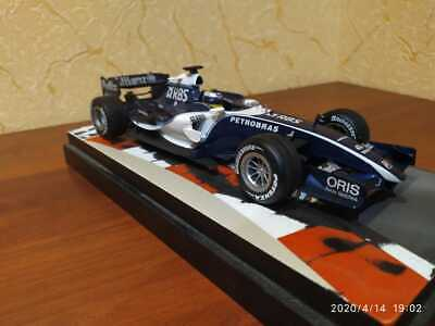 Hot Wheels Car Formula 1 Racer Nico Rosberg 6