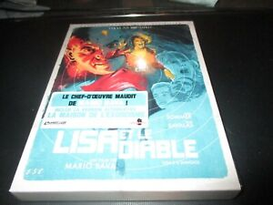 "COFFRET COLLECTOR BLU-RAY + DVD NEUF ""LISA ET LE DIABLE"" de Mario BAVA - horreur"