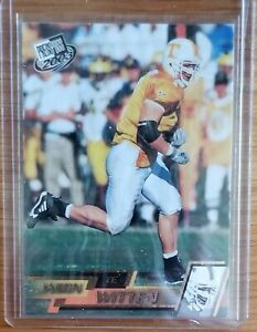 2003 Press Pass #632 Jason Witten Tennessee Volunteers/Dallas Cowboys Card