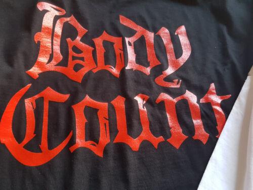 Born Dead Body Count  ZIPPERJACKE Schwarz Logo Hip Hop Heavy Metal,Hardcore