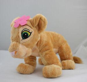 Disney The Lion King Sweetheart Nala Plush Doll Figure Stuffed Baby