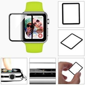 9H-Slim-Tempered-Glass-Film-Screen-Protector-For-iWatch-Apple-Watch-38-42mm