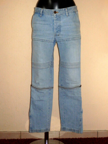 Tsumori Chisato Jean W31 Or 41 Fr Blue Authentic by Ebay Seller