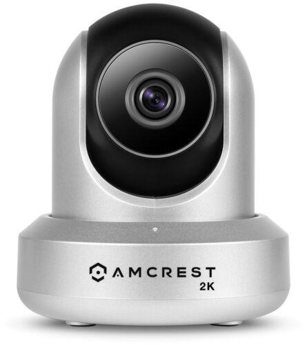 3MP//2304TVL Amcrest UltraHD 2K WiFi Video Security IP Camera IP3M-941S