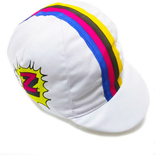 Z VETEMENTS RETRO CYCLING BIKE CAP Greg Lemond World Champion Limited Edition!