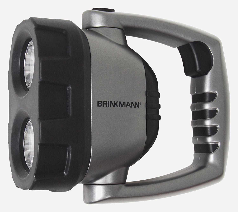Brinkmann Tuff Max Dual LED Area Work Light Flashlight 250 Lumens