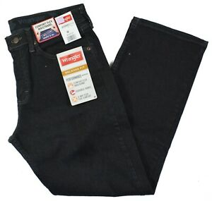 Wrangler-8067-NEW-Men-Relaxed-Fit-Comfort-Flex-Waistband-Performance-Series-Jean