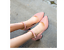 Women-039-s-Mary-Jane-Buckle-Ankle-Strap-High-Heels-Pointed-Toes-Block-Shoes-Casual thumbnail 6