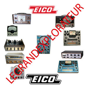 Ultimate-EICO-Operation-Maintenance-Repair-Service-manual-Collection-on-DVD