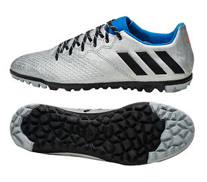 new arrival 537fd 2c16c Image is loading Adidas-Messi-16-3-TF-S79642-Turf-Shoes-