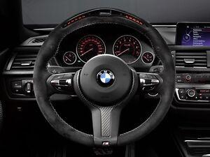 Bmw M Performance Steering Wheel With Race Display F22 F30 F31 F34