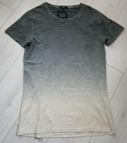 Tigha Herren  T-Shirt  Vintage Grau Größe M