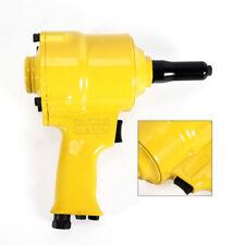 Pneumatic Air Hydraulic Pop Rivet Gun Riveter Riveting Tool Inlet 90 Psi