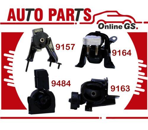 Eng Motor /& Trans Mount 4PCS for Pontiac Vibe Toyota Corolla Matrix 1.8L 2003-08