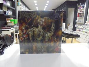 Incantation LP Europa The Infernal Storm 2015 Klappcover Limitierte