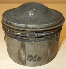 1958-ONLY Matchless G12 650cc USED 72mm 060 Hepolite #15242 one BARE piston-100