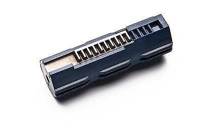 Airsoft aeg piston 10 dents en métal bleu vitesses extrêmes Lonex série M V2