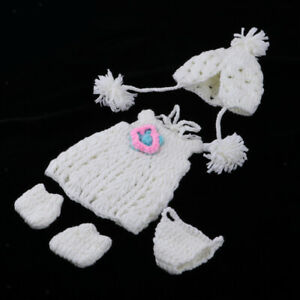 Handmade-Doll-Knitted-Clothes-Suit-for-30cm-Baby-Doll-DIY-Styling-Accessory