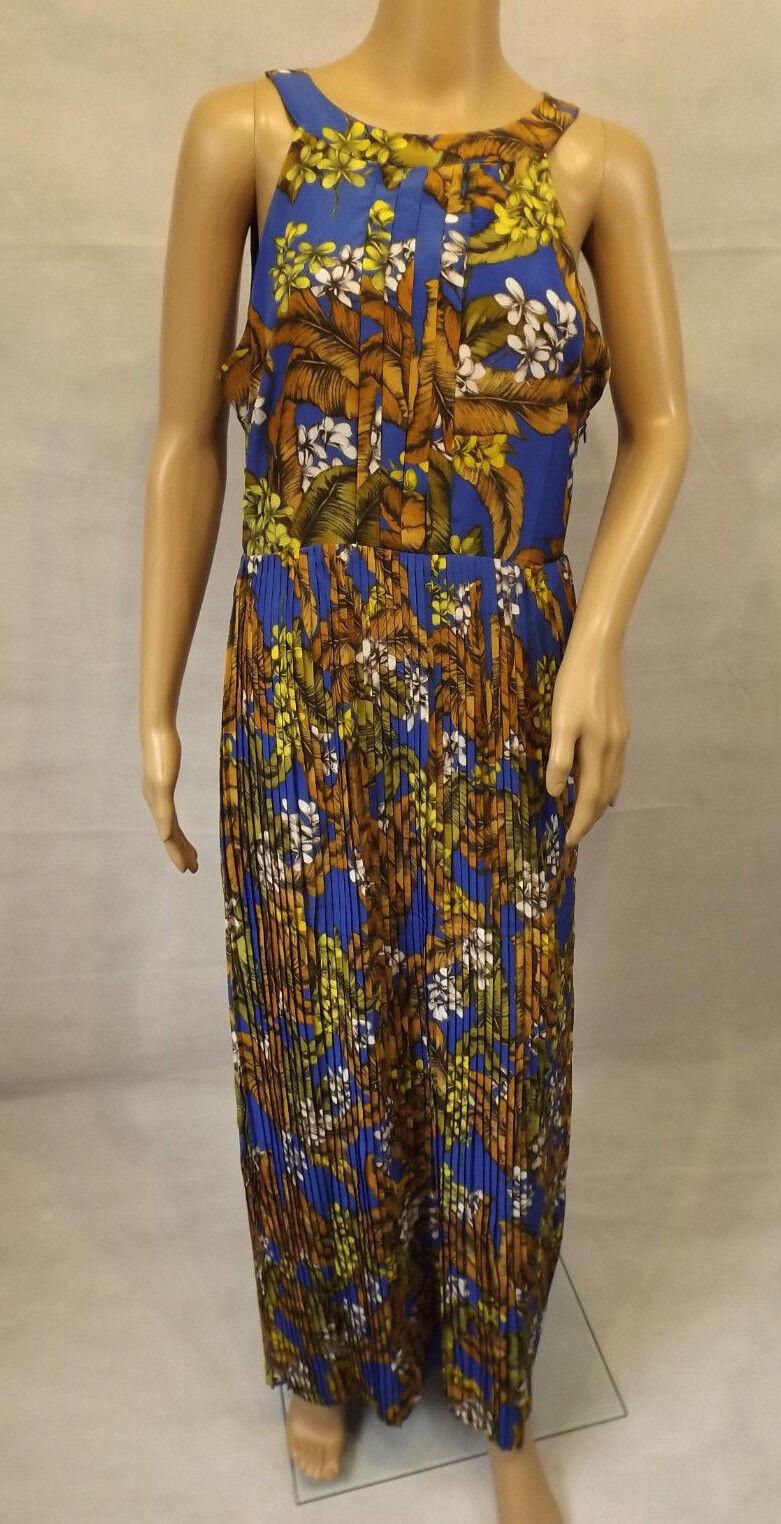 390dd07c9bf6e1 DARLING Gr. M Edles Edles Edles Kleid Abendkleid Vintage cornflower blau  3bc65b
