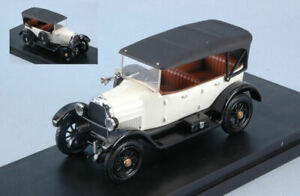 Model Car 1:43 vintage diecast rio Fiat 501 Sport vehicles road