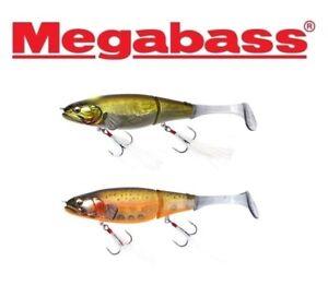 MEGABASS-i-BRAKE-SWIMBAIT-160mm-JDM-JAPAN-TACKLE-BASS-FISHING-LURE-SELECT-COLOR
