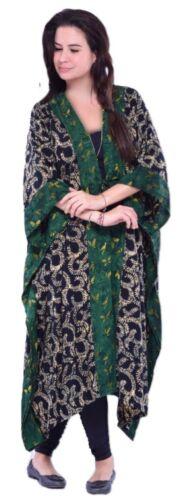 Gypsy Kimono Jacket Z418 Now Size Up to 7X Wrap Style Quality Rayon Batik