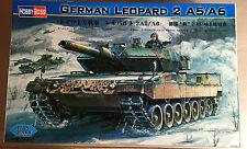 HOBBY BOSS HOBBYBOSS 82402 - 1/35 GERMAN LEOPARD 2 A5/A6 TANK