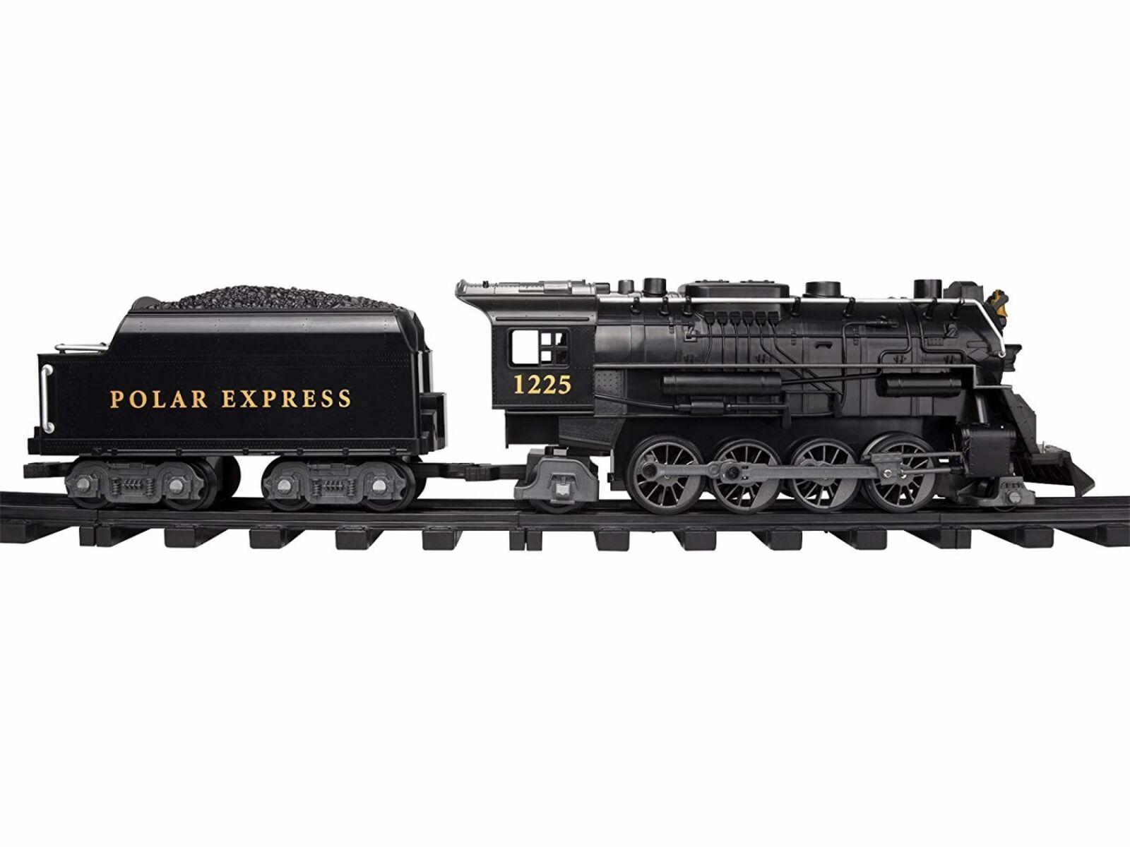 Christmas The Polar Express Train Locomotive Railway Set Toy Remote Remote Remote Control Gift 99e9a9