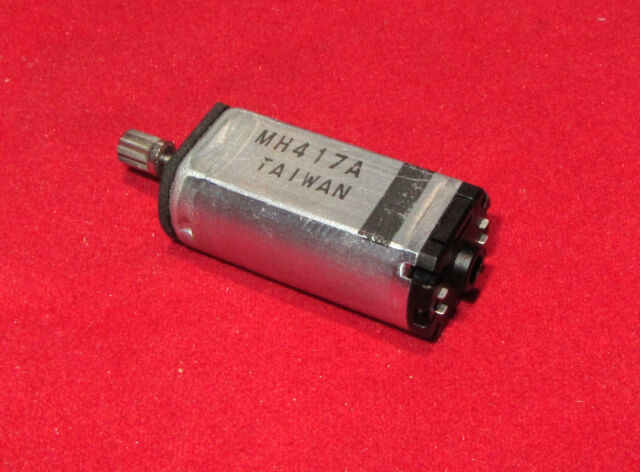 Mini Mabuchi Motor with Gear 19,000 RPM @ 6v DC Robot, RC Hobby Toy Micro MH417A