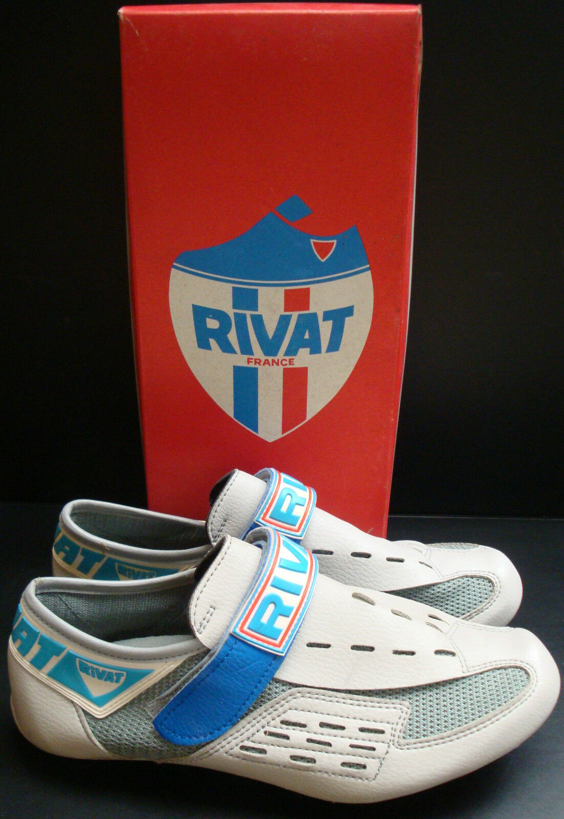 NIB  RIVAT SHOES SIZE 39 VINTAGE MADE IN FRANCE 4