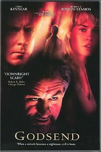 Godsend-DVD-2004-Complete-With-Insert